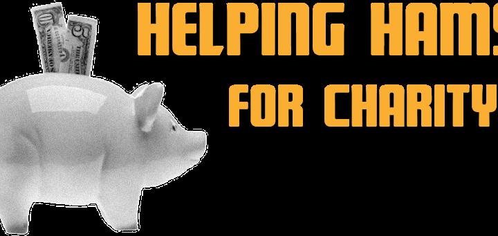 Helping Hams For Charity : The Doorways
