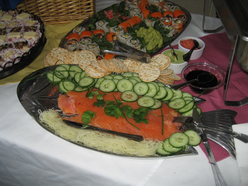 catering-seafood