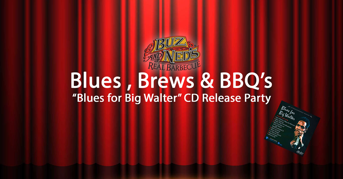 Blues Brews And BBQs
