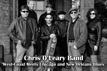 Chris O'Leary band spotted in Richmond!